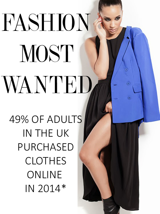 online fashion sales 2014