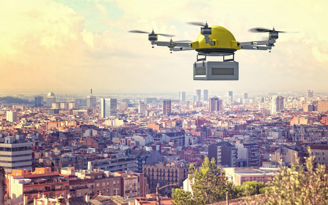 drone delivery e-commerce shipping
